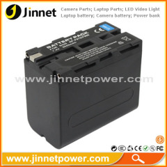 Camcorder battery for sony NP-F970 NP-F960