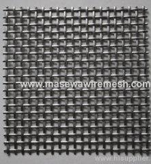 Metall Architektur Mesh als Trennwand
