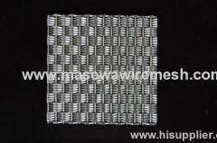 woven wire mesh for elevator