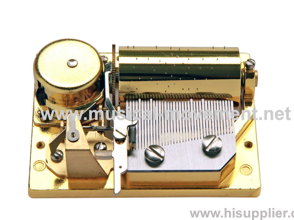 How To Customize Your Own Songs 30 Note Music Box Movement
