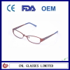 Lady Eyewear Frame + New Arrival Top Quality Classic Metal Reading Glasses (MW1064)