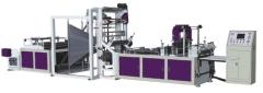 ultrasonic non woven fabric bag making machinery