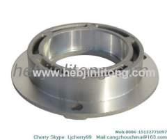 Isuzu starter motor bearing cover