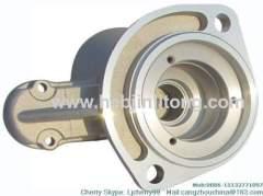 auto starter housing alluminum alloy