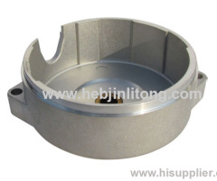 BOSCH auto rear cover die casting parts