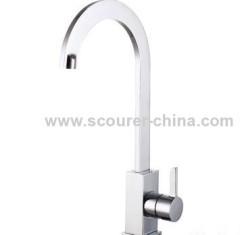 Excellent plating surface Single Lever Mono Kitchen Faucet