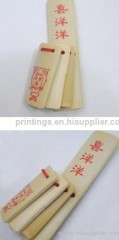Heat transfer film for plastic castanets/wooden castanets/printing sheets for musical instrument
