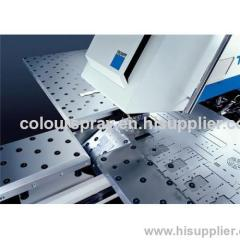 CNC machining sheet metal processing