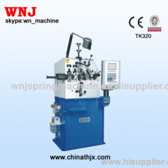 TK-320 New Design Spring Coiling Machine in 2013