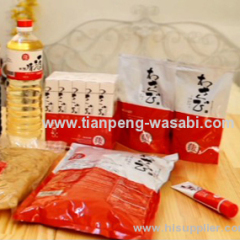43g in tube Japanese sushi sauce hot Kosher Wasabi