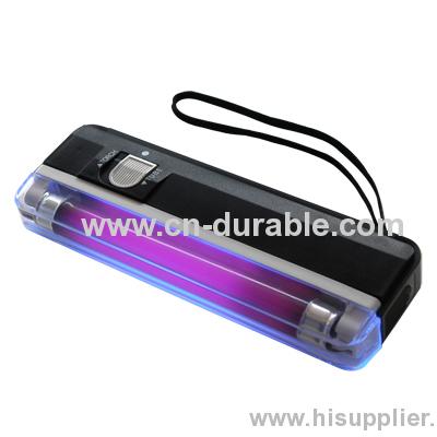 4w 6'' portable uv lamp fluorecent mark detector uv detector