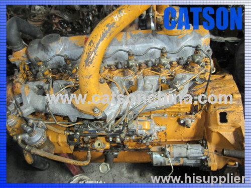 Hitachi EX220-2-3 Hino H06CT engine assy