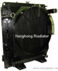 Radiator; Cooler; AKG; HRSD