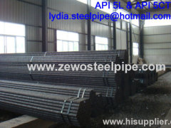 5.8M COLD DRAWN STEEL PIPE