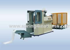 pocket spring coiling machine