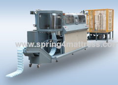 pocket spring coiler machine