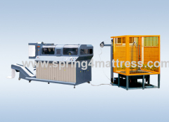 CNC pocket spring machine