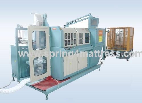 pocket spring coil machine