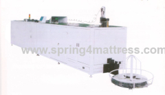 CNC continuous spring machine