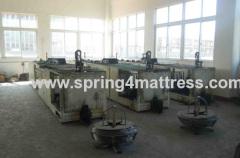 CNC continuous spring machine