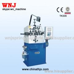 TK-335 High Precision Spring Coiling Machine