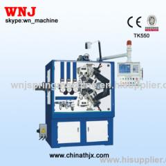 TK-550 National Patent of CNC Spring Making Machine