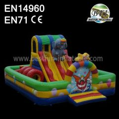 Inflatable Amusement Park Game