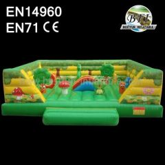Indoor Airblow Toddler Funland