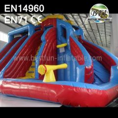Outdoor Inflatable Water Parks