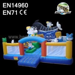 Inflatable Amusement Park Equipment