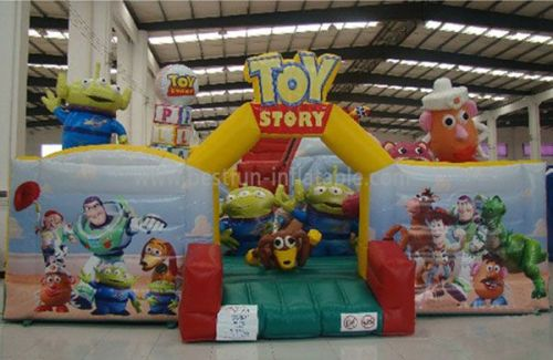 Inflatable Toy Story Park