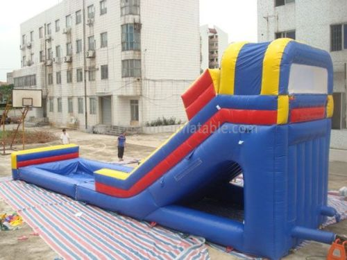 Blowup Pools With Slides