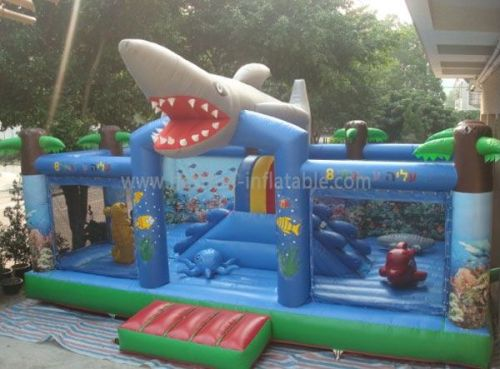 Inflatables Sea World Bouncer