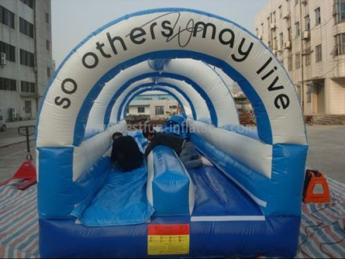 Surf N Slide Double Track Wet Slide