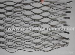stainless steel cable meshes