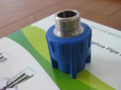 2013 hot sale PP-R fittings and pipe plumbing material Male Coupling