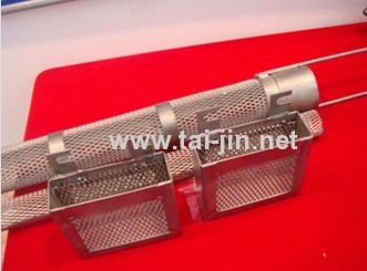 Titanium Mesh Basket with Different Specification