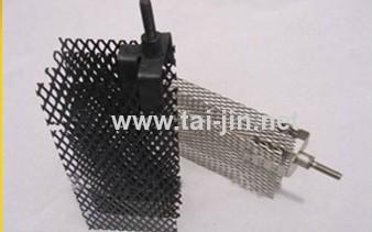 DSA titanium anode for swimming pool chlorinator