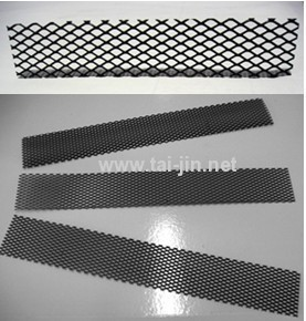 MMO Mesh Ribbon Anode for Protection of Reinforced Concrete