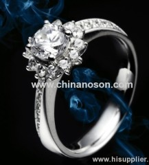 Platinum Diamind Wedding Ring