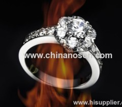 Korea diamond ring for women