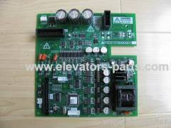 Mitsubshi P203737B000G01 lift parts pcb good quality