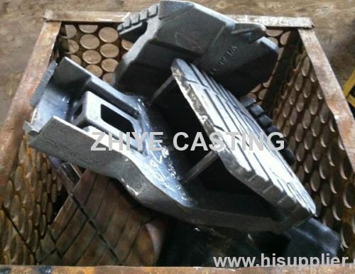 big board protective base for bucket teeth