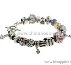 Beads Compatible Jewellery Bracelet