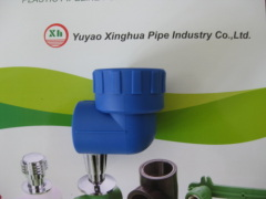 2013 popular PP-R fittings and pipe Female Elbow 90D