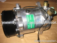 dyne auto ac compressor supplier sd508 12v pv8 5H14 UNIVERSAL