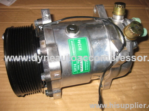 dyne auto ac compressor supplier sd508 12v pv8 5H14 UNIVERSAL from