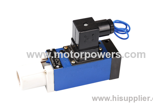 Subplate mounting piston pressure switch