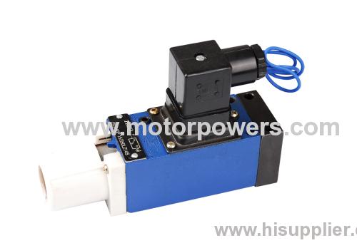 Pipe installation piston pressure switch