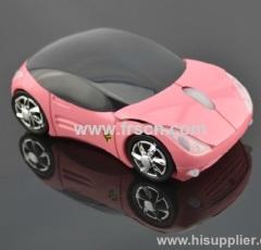 Newest car shape driver usb optical mouse